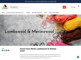 Know Your Wool: Lambswool & Merino wool
