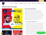 Online Cricket Id. Varun Is The Best Cricket Id Provider In India. Create Your Cricket Id Today With