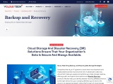 BACKUP AND RECOVERY Employ Server-Based Data Storage