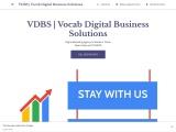 VDBS | Vocab Digital Business Solutions