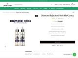 Diamond Tejas Anti Wrinkle Combo