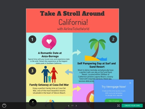 Visit California with AirlineTicketWorld
