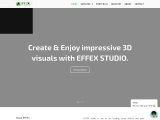 EFFEX Studio For Business Advertising – Best VFX Studio In Chennai – Latest CGI 3D Animation Company