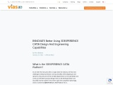 INNOVATE Better Using 3DEXPERIENCE CATIA Design and Engineering Capabilities – VIAS3D