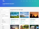 Honeymoon Packages | Customized Couple Tour Packages – vibrant.holiday
