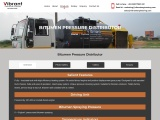 Bitumen pressure distributor Hyderabad