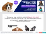CHIOT MODE DEMPLOI, METHODE DEDUCATION EN VIDEO