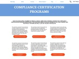 Medical Device Compliance Training and Compliance Certification Programs