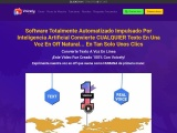 Voicely By Vidtoon™ – Spanish Sales Page