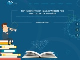 Top 15 benefits of having website for small/ startup business