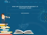 What are the reasons behind React.JS Popularity in 2022