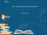 Why choose Laravel and why we use it