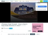 Pardeep Singh Dosanjh Help People's Build Your Real Estate Business