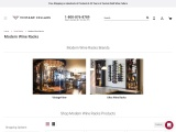 Shop Modern Wine Racks – VintageCellars.com