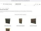 Buy Wooden Wine Racks – VintageCellars.com