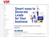 Smart Ways to Get Sales Leads for Your Small Business