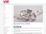Why and how to buy a Solitaire