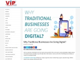 Why Traditional Businesses Are Going Digital?