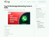 WhatsApp Marketing Tools viria