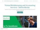 Virtual Bookkeeping and Accounting Services – eBetterBooks