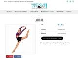 Lyrical – Virtuous Dance Center