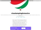 More about H1 Visa Stamping In Mexico