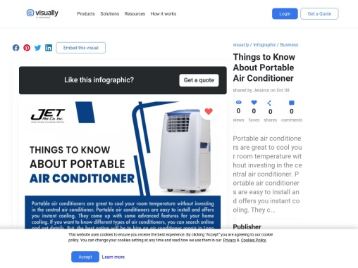 Things to Know About Portable Air Conditioner