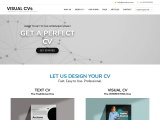 Professional CV Writing Service India | Visual CV Maker