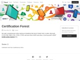 Certification Forest IT Certification And Training Providers