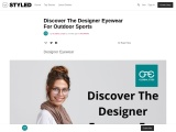 Discover The Designer Eyewear For Outdoor Sports