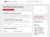 Agadon Voucher & Discount codes for August 2021