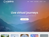 Virtual Tourism In India by Vyatra