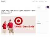 Dress Code of Target Corporation