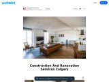 Construction And Renovation Services In Calgary