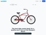 The Best Bike Rental Deals For Newport Beach