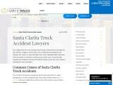 Truck Accident lawyer in Santa Clarita