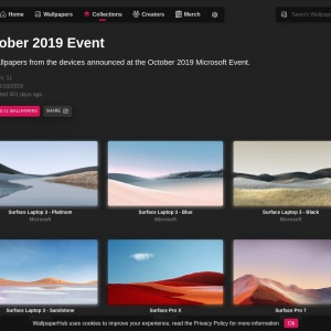 October 2019 Event | Collections | WallpaperHub