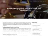 Medical Negligence* Claims Solicitors – Cork | Dublin