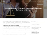 Personal Injury Claims | Litigation Solicitors Cork |Dublin | Ireland