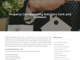Property Conveyancing Solicitors in Cork | Dublin – Ireland