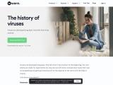 The history of viruses | waredot