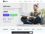 UpDrivers   old software up-to-date   Makes Life Easy!