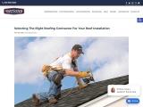 Roof Installation Company