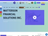 Get Financial Planning Solutions Mississauga – Accounting Specialist Watterson Financial