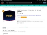 Buy CSGO SMFC Account | Instant Delivery