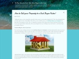 How to Sell your Property to a Cash Buyer Faster?