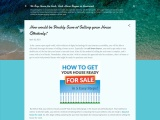 How would be Doubly Sure of Selling your House Effectively?