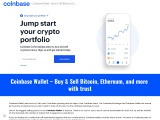 How do I link my Coinbase wallet to my Coinbase account?