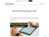 Best Free Photoshop Plugins in 2021