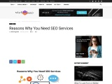Reasons Why You Need SEO Services